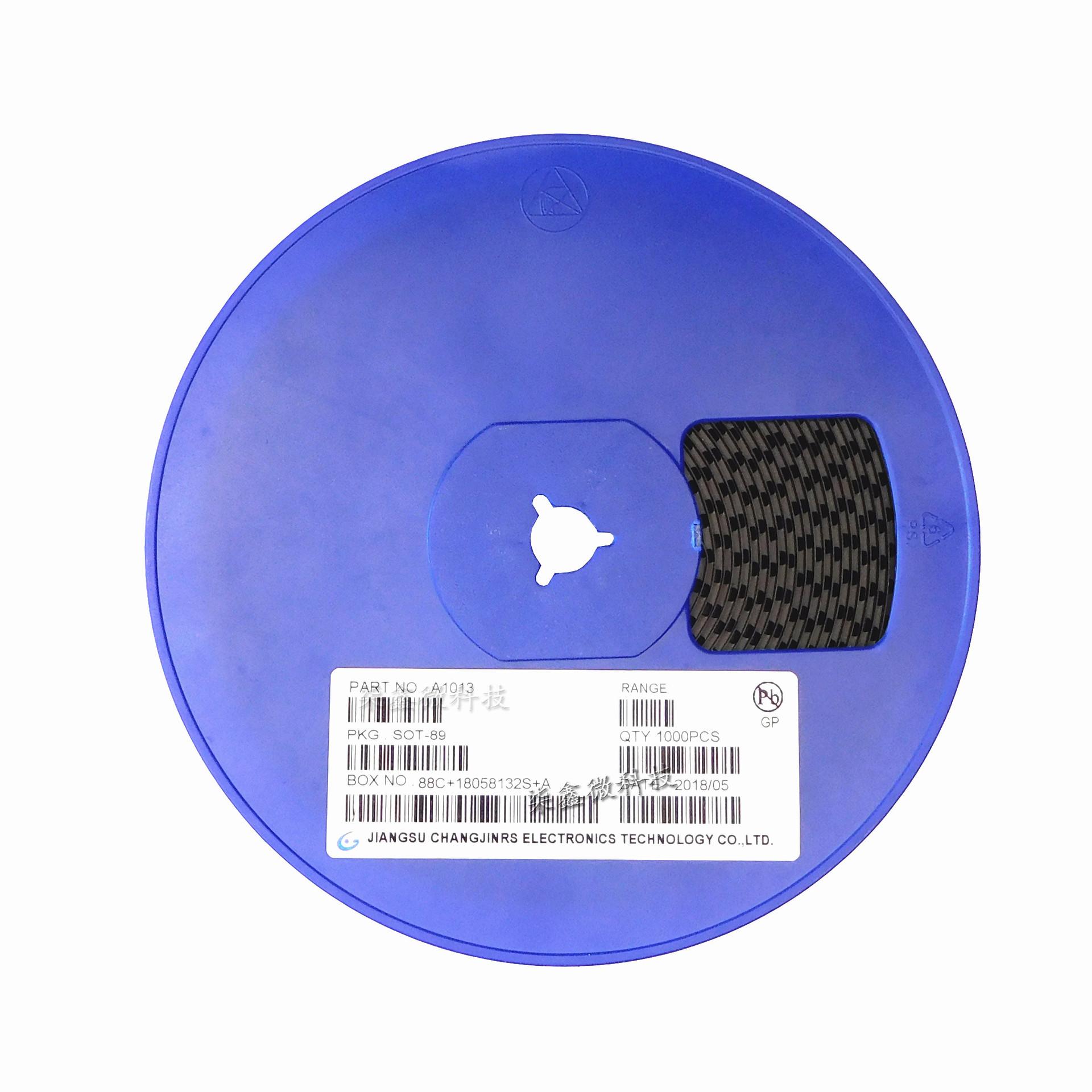 CHANGDIAN Điốt bán dẫn AZ23C5V1 SOT-23 lụa màn hình KD8 dài điện gốc Zener diode 5.1V