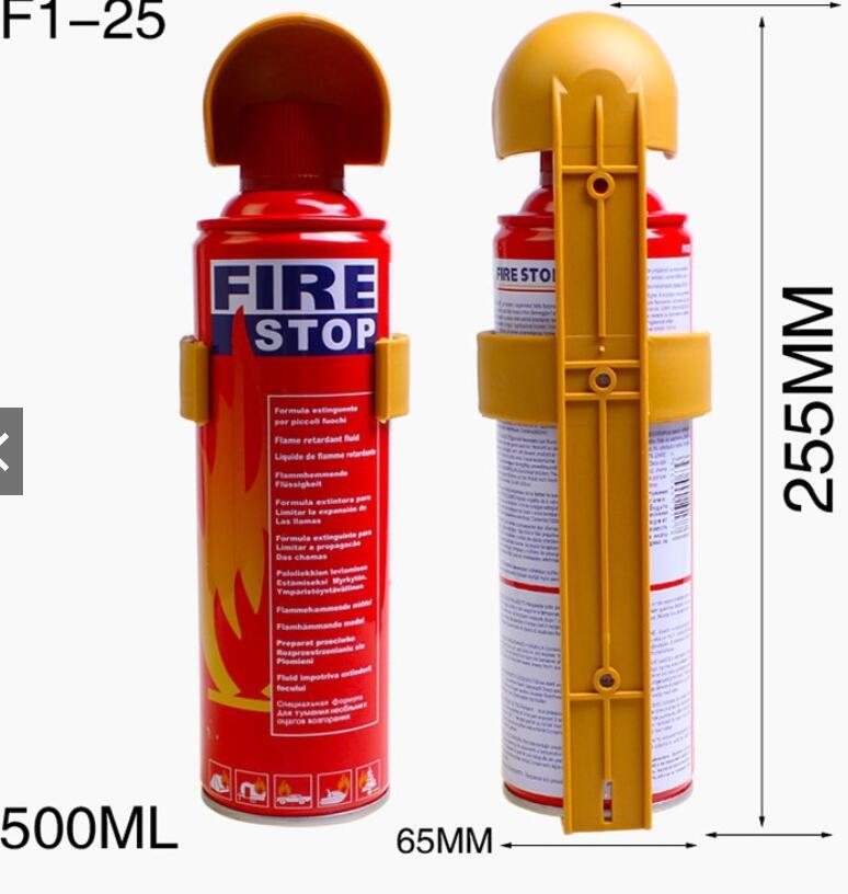 Bình Chữa Cháy Lớn 1000ml Fire Stop (Dạng Bọt)