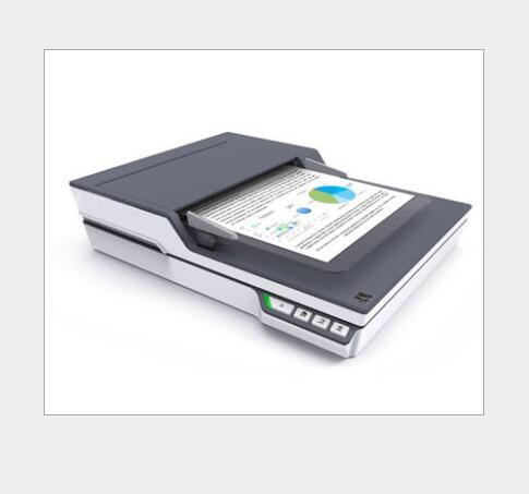 Founder Máy scan Fang Zhen Z51D A4 phẳng hai chiều cao tốc độ nét cao A4 nạp tự động quét hàng loạt