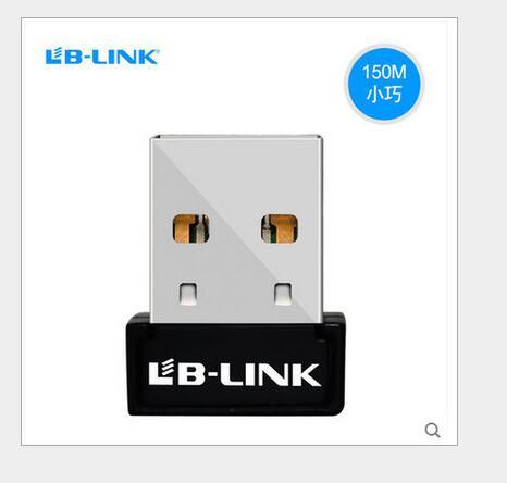LB-LINK Tay cầm chơi game B-LINK card mạng không dây USB mini mang theo điện thoại, máy tính, máy tí