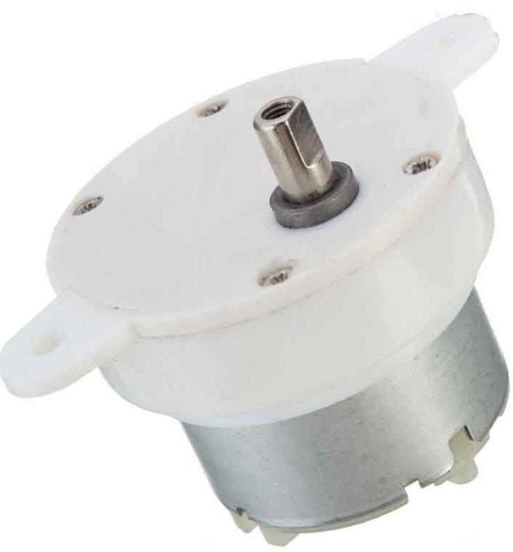 Mô-tơ điện  / Động cơ điện Mô Tơ Điện Xoắn Cao Làm Chậm 12V 3 RPM Chuyên Dụng