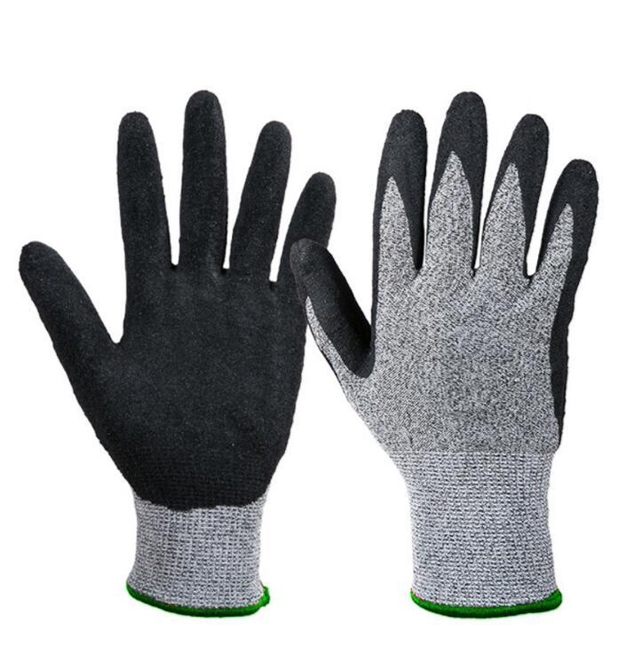 Găng tay chống cắt 6 Đôi Găng Tay Chống Cắt Chống Trượt Bảo Vệ Tay Khi Làm Vườn/Sửa Chữa