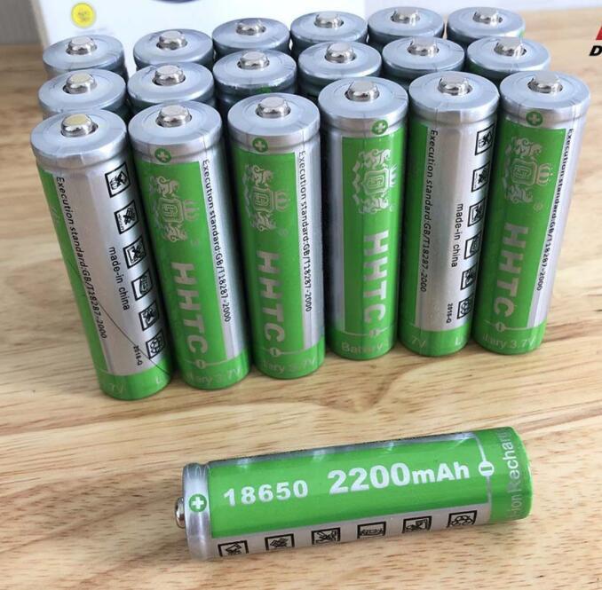 Thiết bị ổn áp Pin Sạc 18650 Lithium-Ion 4.2V 2200mAh
