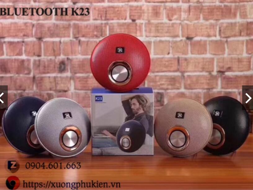 Loa Bluetooth Model K23 (Màu Ngẫu Nhiên)