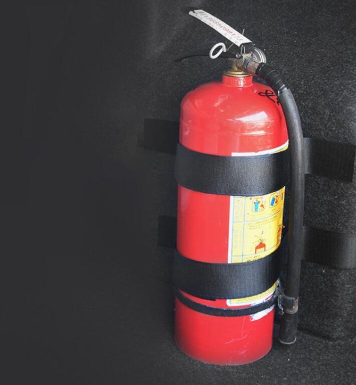 Bình chữa cháy Set 4 Dụng Cụ Giữ Cố Định Bình Chữa Cháy Trên Xe Ô Tô