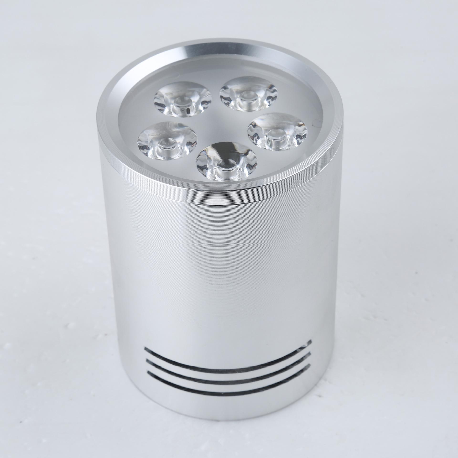 MIYA Đèn âm trần bộ Bộ đèn led treo tường kit đèn trần mở miễn phí Bộ vỏ đèn định vị 2,5