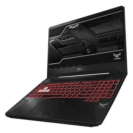 Asus   Máy tính xách tay - Laptop    Laptop Asus TUF Gaming FX505GD-BQ012T Core i5-8300H/ Win10 (15.