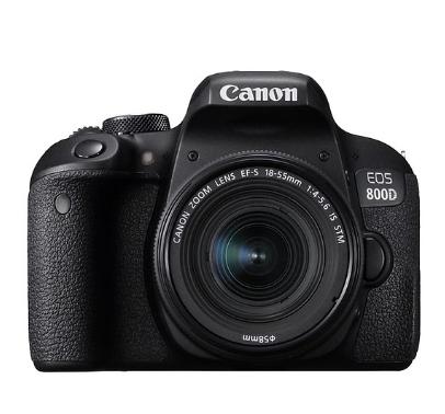 Canon   Máy ảnh kỹ thuật số  Máy Ảnh Canon 800D + Lens 18-55mm IS STM (Lê Bảo Minh)