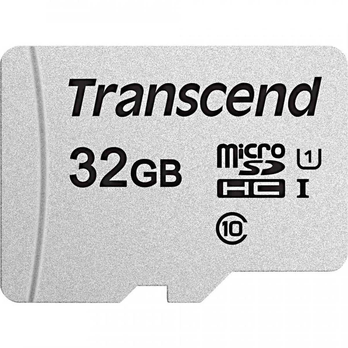 Transcend   Thẻ nhớ   Thẻ Nhớ Micro SD Transcend 32GB Class 10