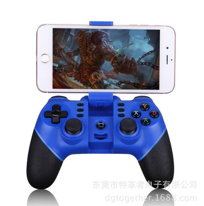 GOTOGETHER Tay cầm chơi game X6 mạng WiFi Bluetooth Android là trò chơi máy tính cầm điện thoại truy