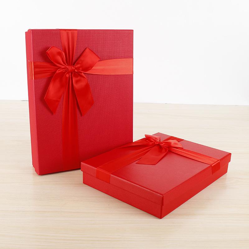 Thị trường bao bì khác / bao bì vải / bao bì giấy Quà tặng sinh nhật đóng gói hộp lưu trữ Tiandi bao