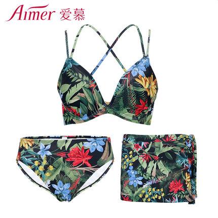 Thời Trang bikini Áo Tắm gợi cảm , Thương hiệu :  AimerAM671641
