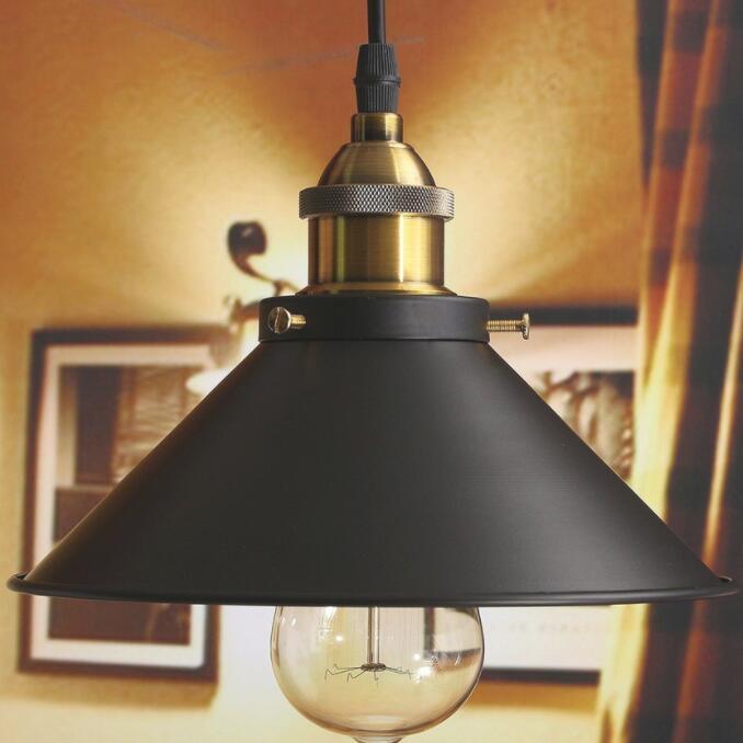 Đèn Treo Trần Nhà 24cm Kiểu Dáng Cổ Điển