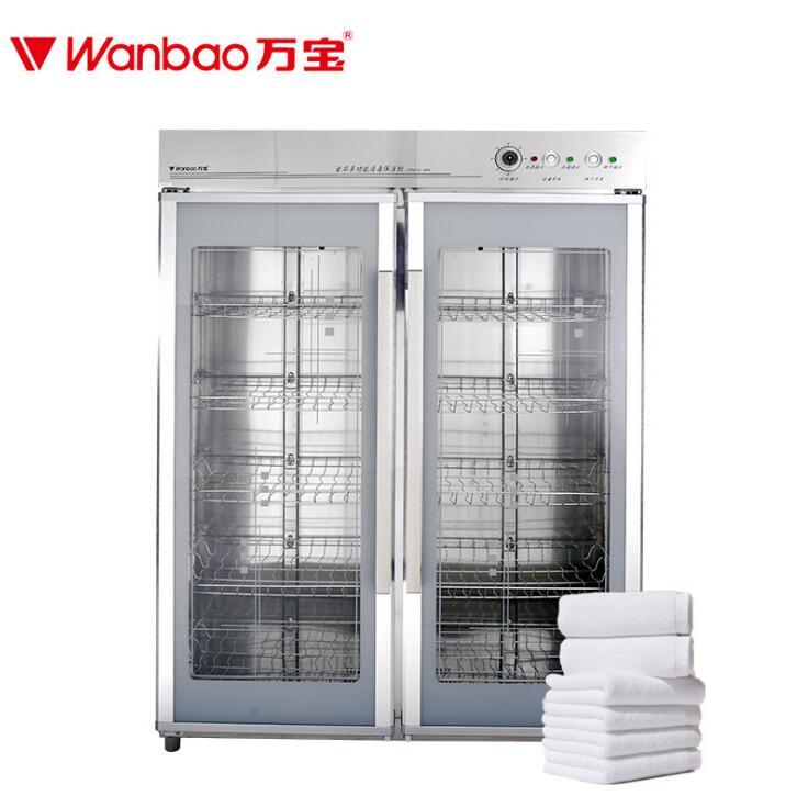 wanbao Tủ khử trùng Vạn Bảo 910L thương mại công suất lớn tia cực tím, nhiệt độ nóng quán Chu quần á