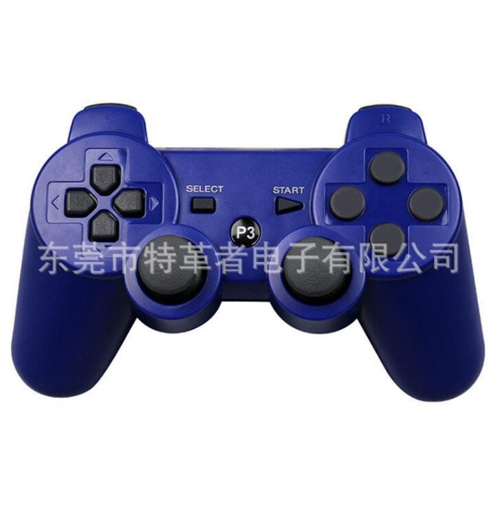 GOTOGETHER Tay cầm chơi game PS3 phím Bluetooth không dây màu Camo PS3 Wi cầm nhà sản xuất đảm bảo c