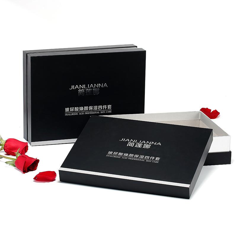 Hộp da Nhà máy trực tiếp giấy kraft gói quà tặng hộp quà tặng Tiandi bao gồm hộp quà tặng cao cấp hì