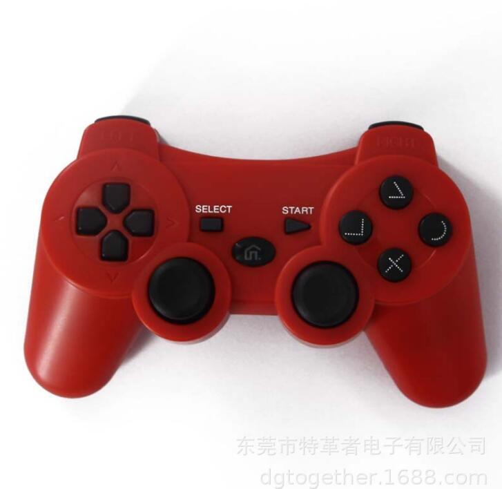 GOTOGETHER Tay cầm chơi game PS3 mạng WiFi Bluetooth không dây, trò chơi cầm PS3 tư, trò chơi cầm gi