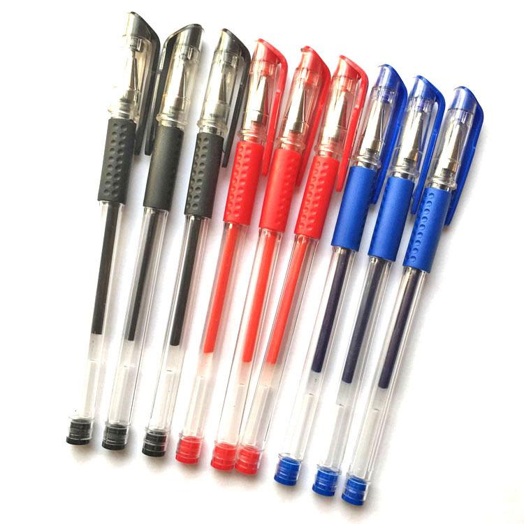 RUIYANG Thị trường Đồ dùng văn phòng Vật tư văn phòng Văn phòng phẩm gel bút bút bút 0,5mm đạn đen đ