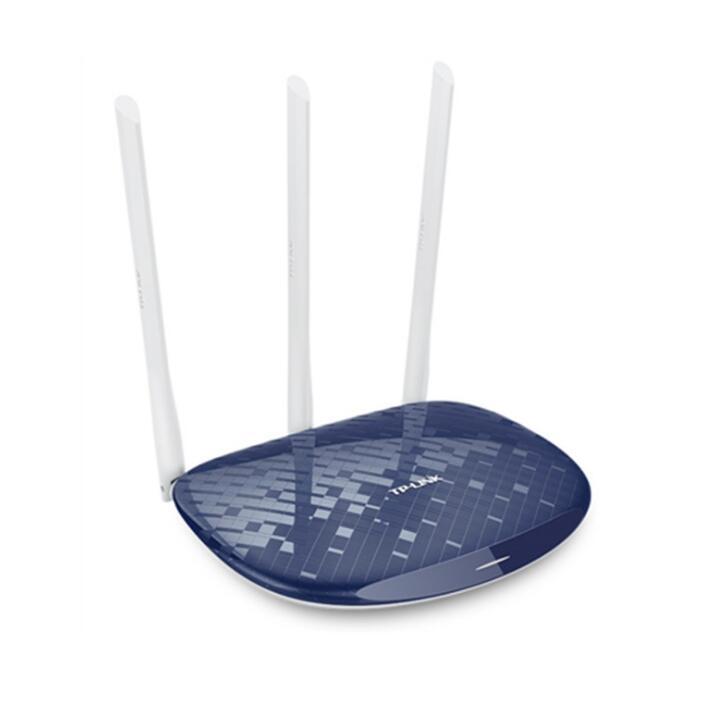 TP-LINK Modom Wifi TP-LINK bộ định tuyến không dây tốc độ cao Wifi 450M gia dụng thông minh TL-WR886