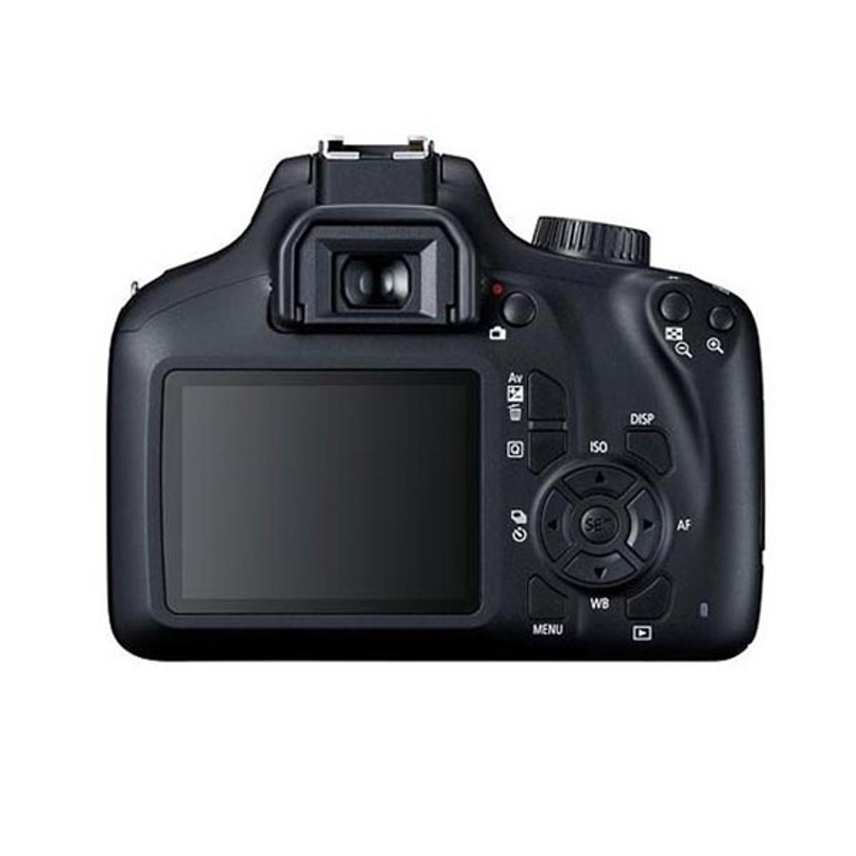 Canon   Máy ảnh kỹ thuật số   Máy Ảnh Canon EOS 4000D + Lens EF-S 18 - 55mm III