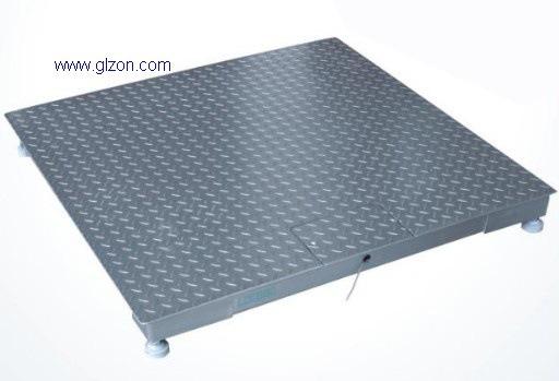 Cân sàn Cầu cân sàn đơn (0,5t-10t) nhà máy Thượng Hải