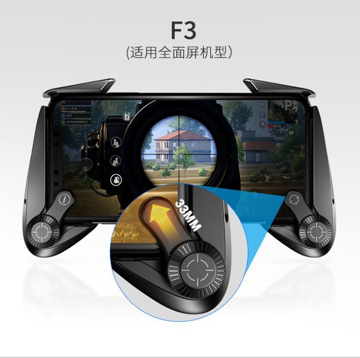GameSir Tay cầm chơi game Ðức Chúa Trời Gamesir-F3 ăn gà Bộ tụ điện thực sự kích thích thần hỗ trợ c