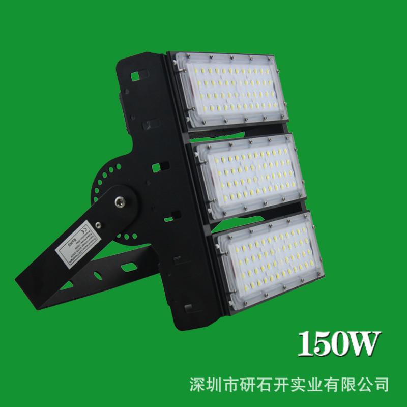 Đèn pha chiếu sáng đường hầm công suất cao không thấm nước 50W100W 200W150W3