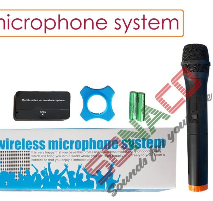 MICRO KHÔNG DÂY BNIB MICROPHONE SYSTEM
