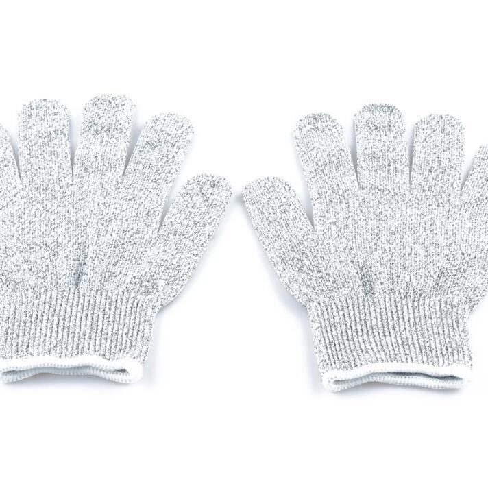 Găng tay chống cắt Đôi Găng Tay Bảo Hộ Lao Động Chống Cắt , Chất Liệu Thép Không Gỉ