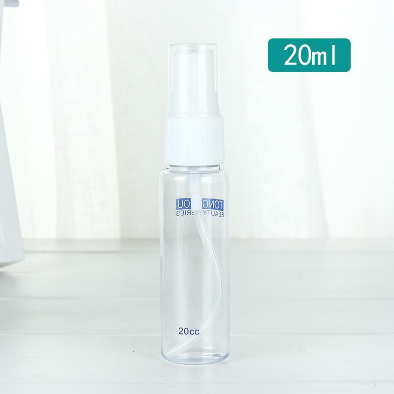 XCFL Chai nhựa Chai xịt San Di Yipin 20ml tưới nhỏ đơn có thể mỹ phẩm tách chai nhựa chai du lịch xá