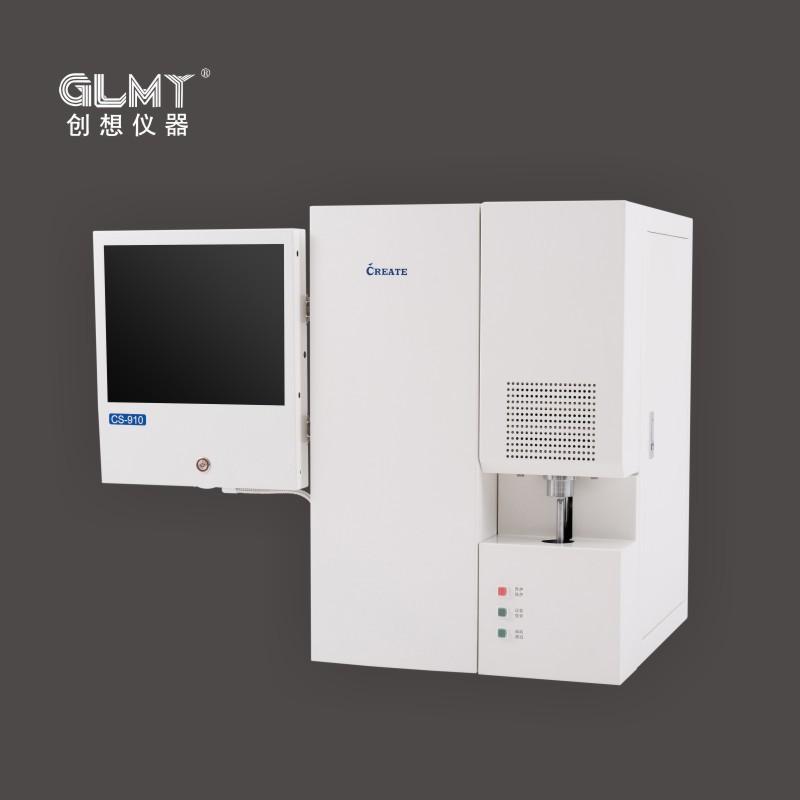 CHUANGXIANG Dụng cụ phân tích Nhà sản xuất máy phân tích lưu huỳnh carbon Tích hợp thiết bị phân tíc
