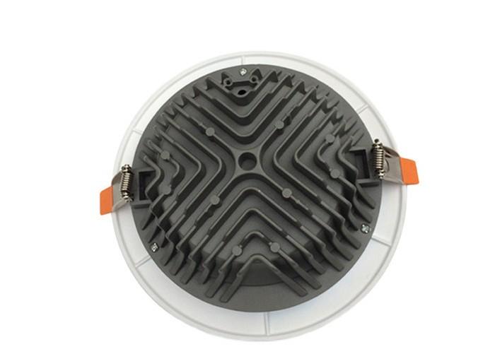 NUOMEI vỏ chụp đèn trần Xuất khẩu bộ vỏ đèn đúc đúc trực tiếp vá 3 inch 4 inch 5 inch 6 inch 8 inch