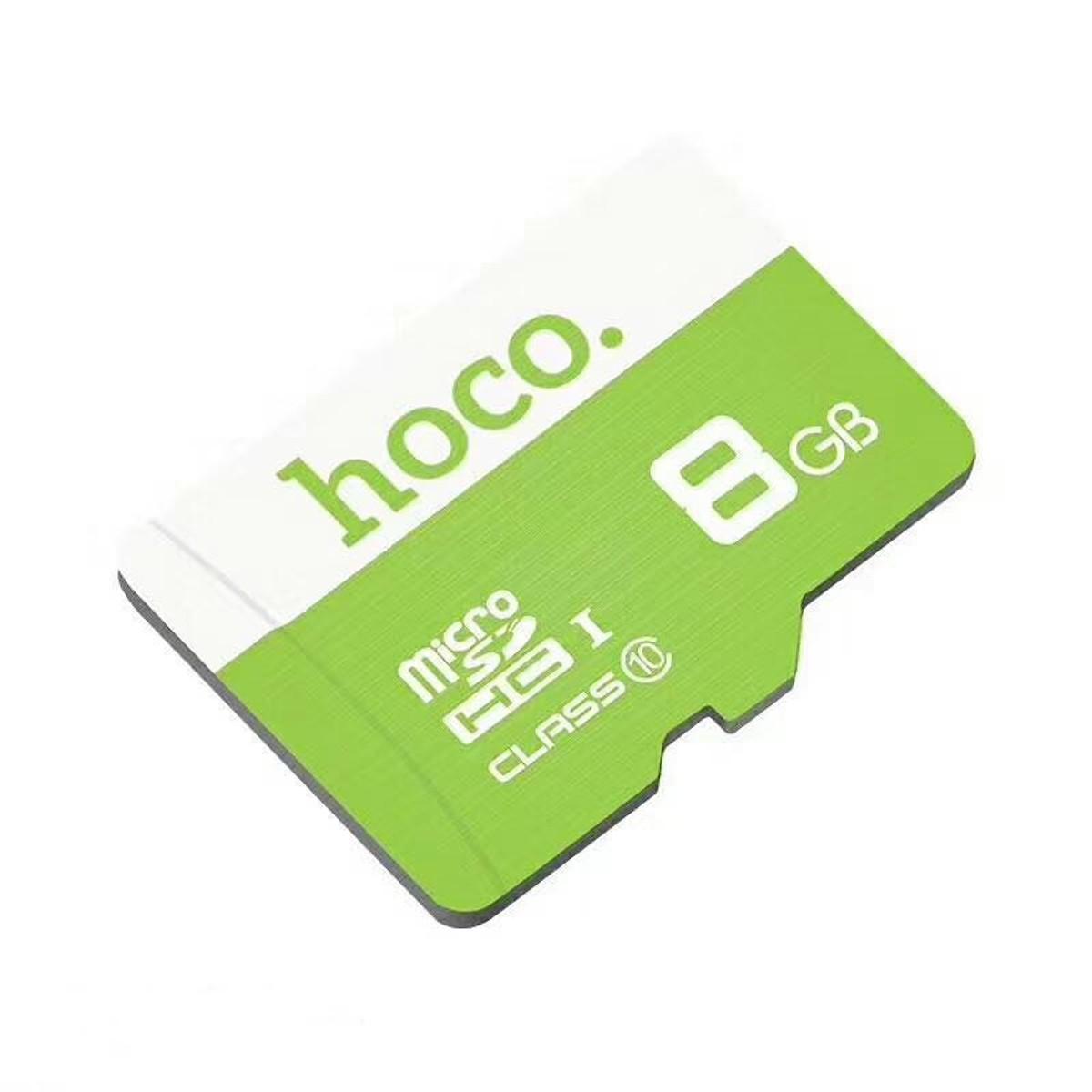 Thẻ nhớ Hoco MicroSD dung lượng 8/16/32/64Gb - Chính hãng