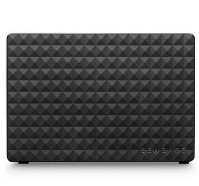 Seagate Ổ cứng di động (3.5 inch thế hệ mới) Duệ phẩm STDT6000300 6TB màn hình thức ổ cứng di động.