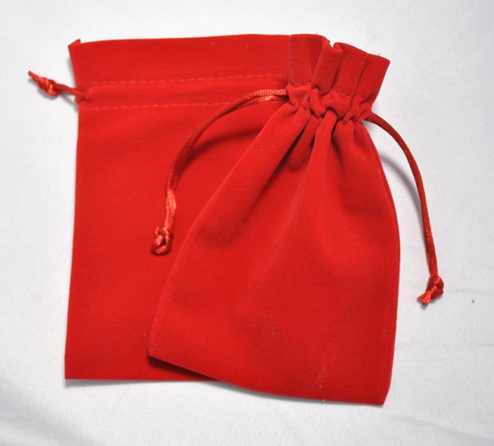 YOUXINSHENG Túi đựng trang sức Cung cấp túi flannel túi trang sức túi trang sức túi kit Túi vải lưu