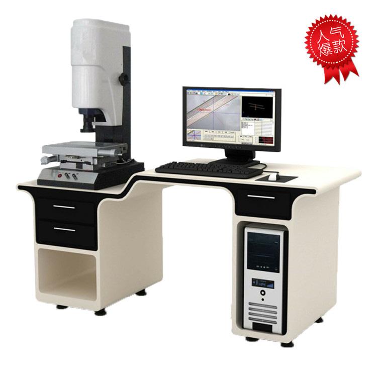 DELIANG Dung cụ quang học Đài Loan chất lượng dụng cụ đo hình ảnh hai chiều dụng cụ đo quang máy chi