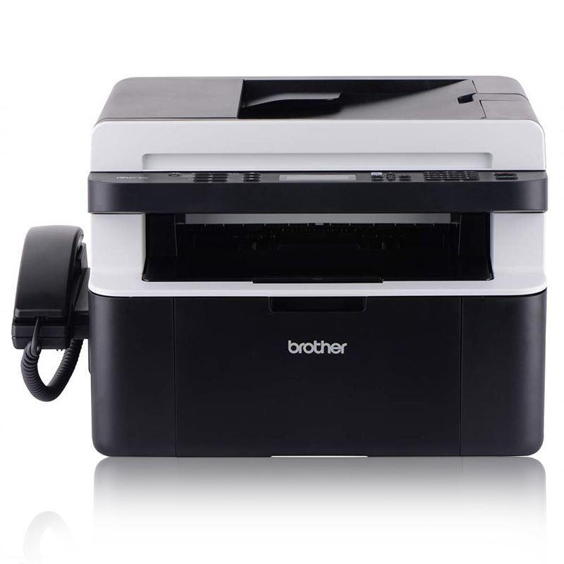 Brother Máy fax in bản sao máy quét laser không dây .