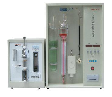 Dụng cụ phân tích Máy phân tích carbon và lưu huỳnh NQR-4C Máy phân tích carbon và lưu huỳnh tự động