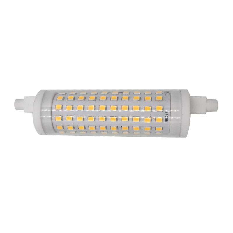 Cnskyelec Bóng đèn cắm ngang Đèn LED cắm ngang R7S 11815W khuyến mại có sẵn để bán Thay thế đèn halo