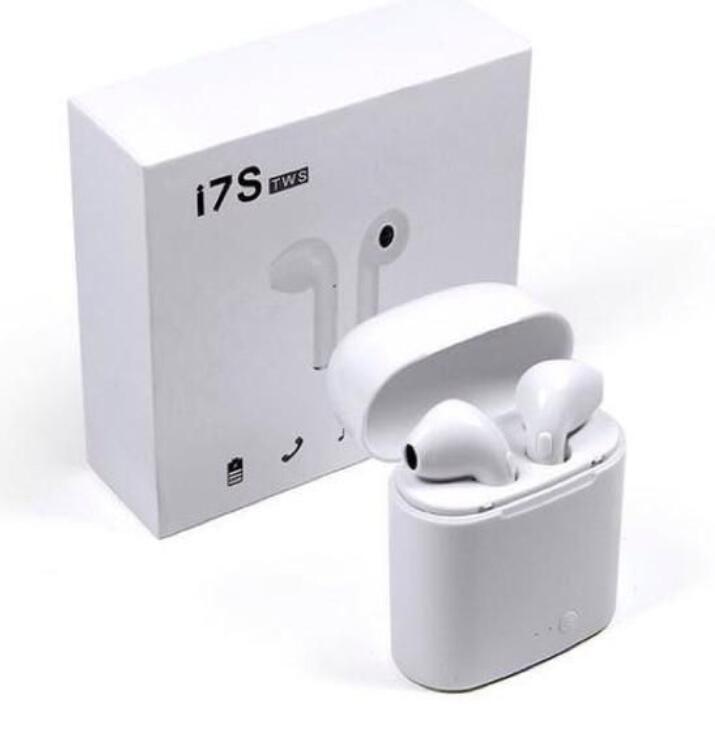 Tai Nghe Bluetooth I7S Âm Thanh Cực Hay ( Bảo Hành 3 Tháng)