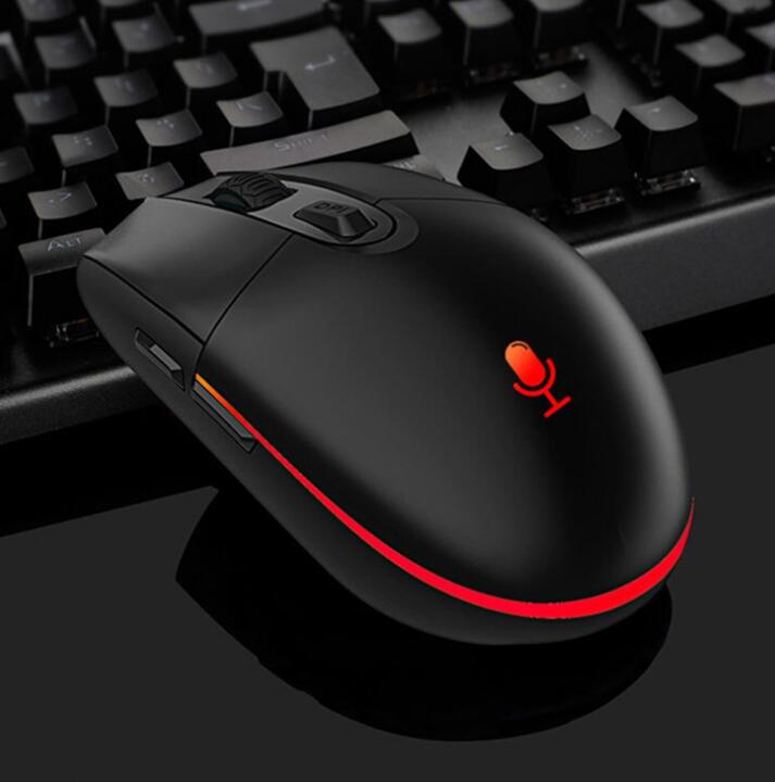 FMOUSE - Chuột vi tính sạc không dây , thông minh .