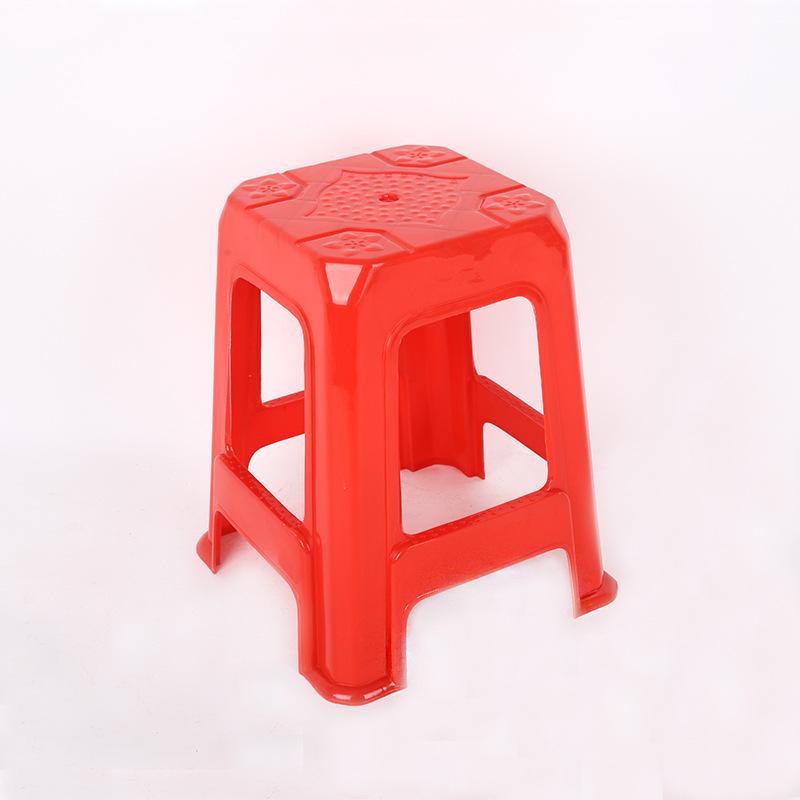 Haolan Đồ dùng gia dụng Haolan bảo vệ môi trường quốc tế pp vật chất sức khỏe dày lên chống rơi ghế