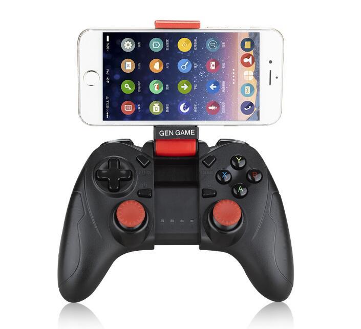 GEN GAME Tay cầm chơi game Game đấy. Bơi S6 Aldine Bluetooth không dây hỗ trợ iOS/ trò chơi cầm điện