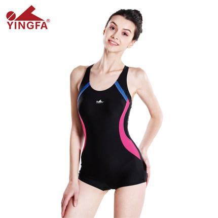 Đồ bơi nữ YINGFA slim liền mảnh khô nhanh
