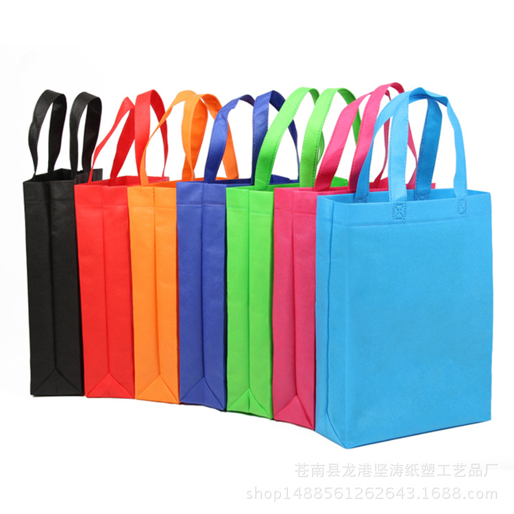 Túi vải không dệt Các nhà sản xuất bán quần áo đóng gói nhiệt niêm phong túi không dệt tùy chỉnh siê