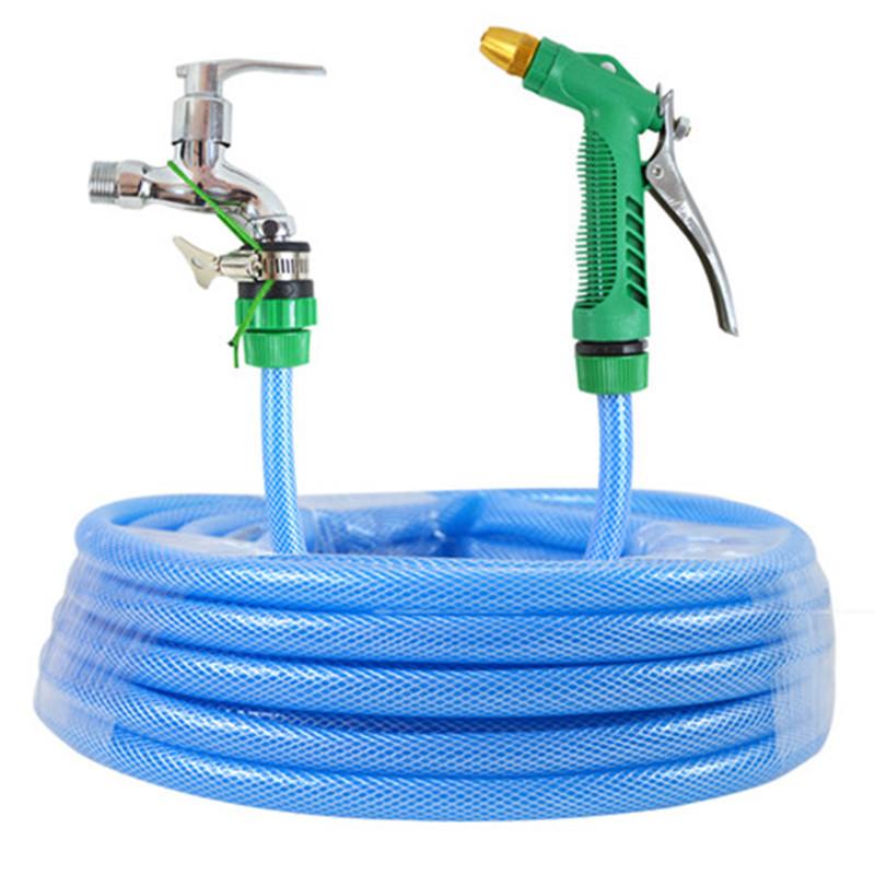 Dụng cụ rửa xe Rửa xe Súng nước áp lực cao Súng gia dụng Ống nước Làm vườn Hoa tưới công cụ làm sạch