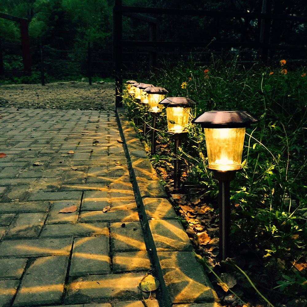 MEIYUANDING Đèn LED chiếu sáng cho lối đi sân vườn .