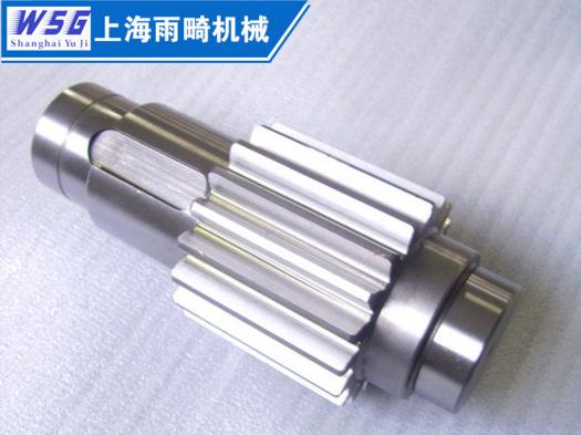 WSG Bánh răng Tùy chỉnh xử lý thiết bị