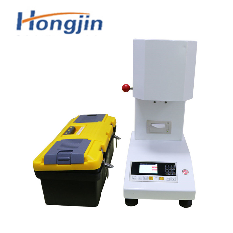 HONGJIN Dụng cụ chuyên dùng Vào nhà máy bán hàng trực tiếp chỉ số tan chảy dụng cụ kiểm tra tốc độ d