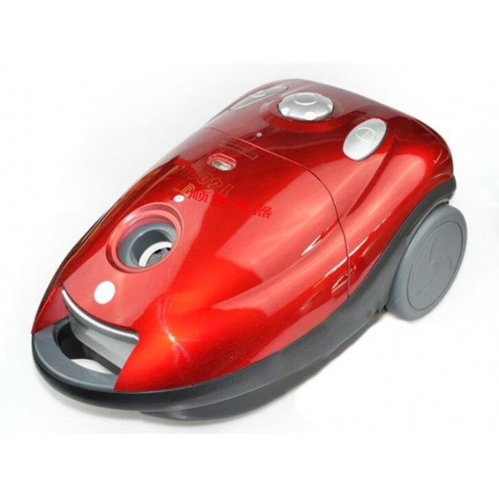 JINKE Máy hút bụi 2007 máy hút bụi nhà, công suất lớn 1400W sức hút lớn như máy hút bụi nhỏ tiện ích